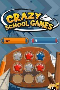 Crazy School Games (Europe) (En,Fr,De,Es,It)