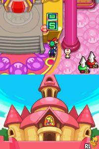 Mario & Luigi - Bowser's Inside Story (USA) (En,Fr,Es)