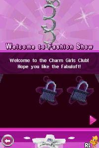 Charm Girls Club - My Fashion Show (Europe) (En,Fr,Es)