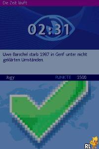 Grosse Tagesschau Quiz, Das (Germany)