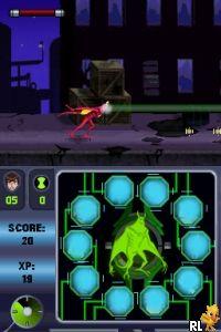 Ben 10 - Alien Force - Vilgax Attacks (USA) (En,Fr,De,Es,It)