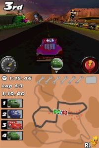 Cars - Race-O-Rama (Europe) (En,Es,It)