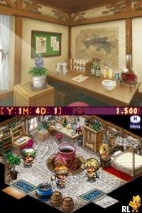 Atelier Annie - Alchemists of Sera Island (USA)