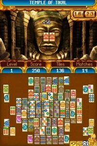 Mahjongg - Ancient Mayas (Europe) (En,Fr,De,Es,It)