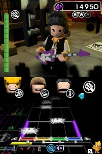 LEGO Rock Band (USA) (En,Fr,De,Es,It,Da)