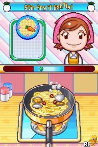 Cooking Mama 3 (Europe) (En,Fr,De,Es,It)