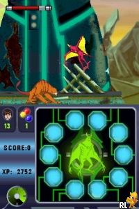 Ben 10 - Alien Force - Vilgax Attacks (Europe) (En,Fr,De,Es,It)