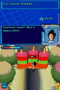 Cloudy with a Chance of Meatballs (Europe)