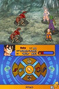Dragon Ball Z - Attack of the Saiyans (USA) (En,Fr)