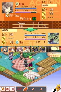 Luminous Arc 2 (Europe)