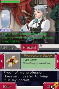 Ace Attorney Investigations - Miles Edgeworth (USA)
