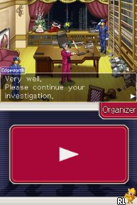 Ace Attorney Investigations - Miles Edgeworth (Europe)