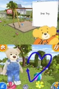 Build-A-Bear Workshop - Welcome to Hugsville (Europe) (En,Fr,Es,Da)