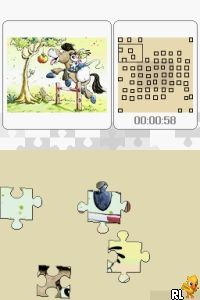 Diddl Puzzle - Echter Puzzlespass fuer Unterwegs (Europe) (En,Fr,De,Es,It)