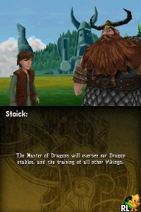 How to Train Your Dragon (Europe) (En,Fr)