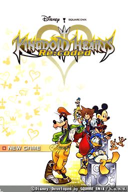 Kingdom Hearts - Re-coded (USA) (En,Fr,Es)