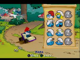 Smurf Racer!