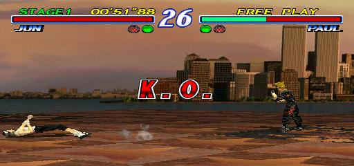 Play Playstation Tekken 2 Online In Your Browser Retrogames Cc