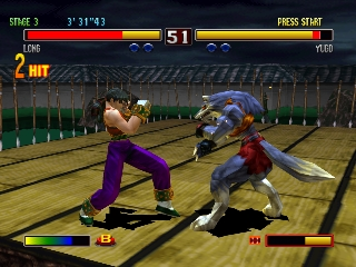 Bloody Roar 2: Bringer of New Age