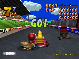 Extreme Go-Kart Racing