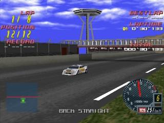 GT Straight Victory - Hoshino Kazuyoshi e no Chousen