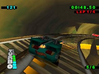 Hot Wheels - Turbo Racing