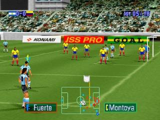 International Superstar Soccer Pro