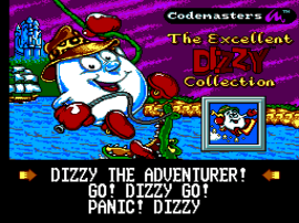 Excellent Dizzy Collection, The (USA, Europe) (En,Fr,De,Es,It) (Proto)