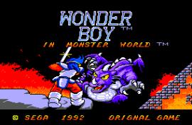 Wonder Boy in Monster World (Europe) (Beta)