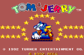 Tom & Jerry (Europe) (Beta)