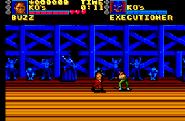 Pit Fighter (Europe)