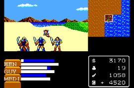 Miracle Warriors - Seal of the Dark Lord (USA, Europe)