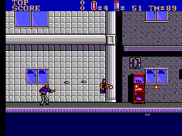 E-SWAT - City Under Siege (USA, Europe) (Easy Version)