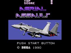 Aerial Assault (Europe)