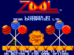 Zool - Ninja of the 'Nth' Dimension (Europe)