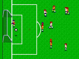 Sports Pad Soccer (Japan)
