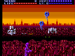 Assault City (Europe)