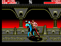 Mortal Kombat II (Europe)