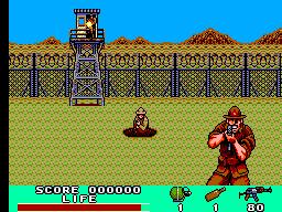 Rambo III (USA, Europe)