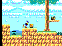 Deep Duck Trouble Starring Donald Duck (Europe)
