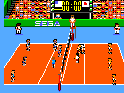 Great Volleyball (Japan)