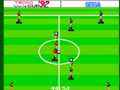 Tecmo World Cup '92 (Europe) (Beta)