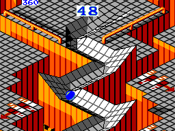Marble Madness (Europe)