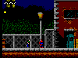 Spider-Man - Return of the Sinister Six (Europe)