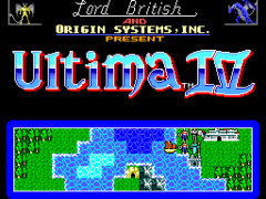 Ultima IV - Quest of the Avatar (Europe) (Beta)