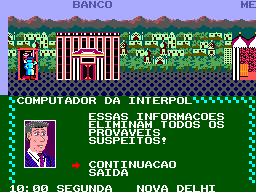Where in the World is Carmen Sandiego (Brazil)