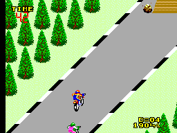 Enduro Racer (Japan)
