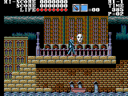 Master of Darkness (Europe)