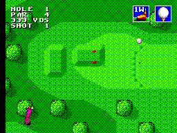 Sega World Tournament Golf (Europe)