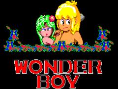 Wonder Boy (USA, Europe)